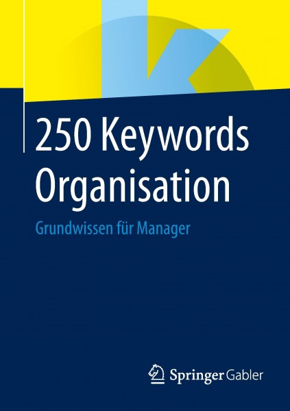 250 Keywords Organisation