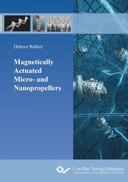 Magnetically Actuated Micro- and Nanopropellers