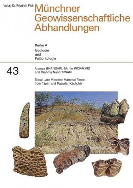 Basal Late Miocene Mammal Fauna from Tapar and Pasuda, Kachchh