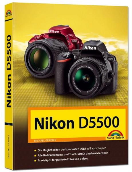 Nikon D5500 Handbuch