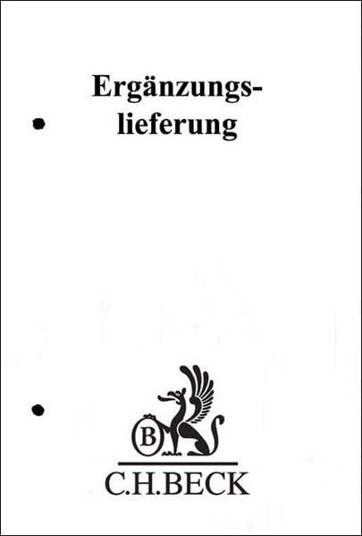 Deutsche Gesetze 162. Ergänzungslieferung: Rechtsstand: 11. November 2015