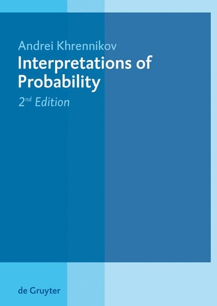 Interpretations of Probability