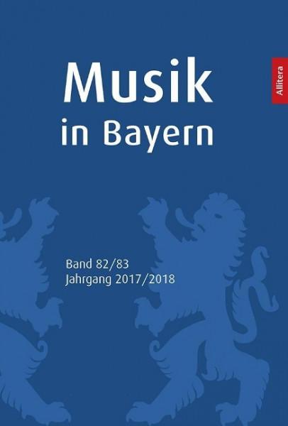 Musik in Bayern
