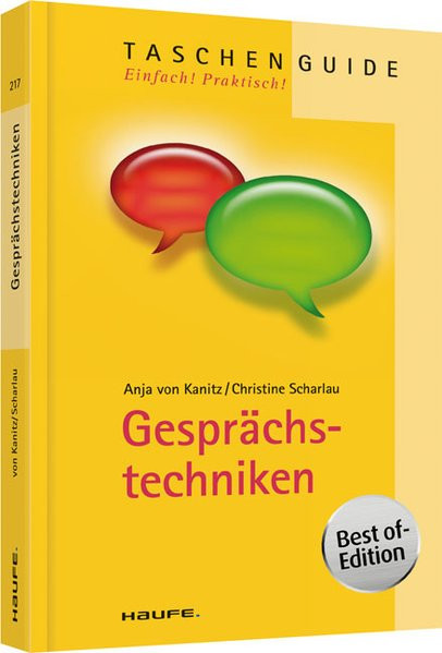 Gesprächstechniken (Haufe TaschenGuide)
