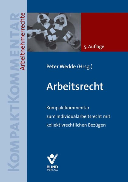 Arbeitsrecht - Kompaktkommentar
