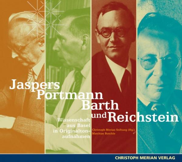 Wissenschaft aus Basel in Originaltonaufnahmen, Audio-CD
