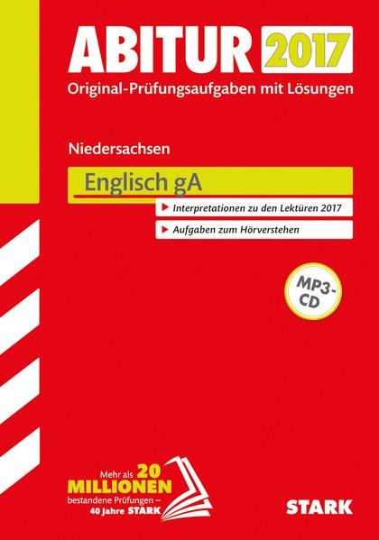 Abiturprüfung Niedersachsen - Englisch GA