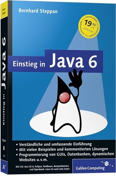Einstieg in Java 6: Sonderausgabe (Galileo Computing)