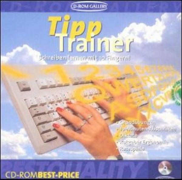 Tipp Trainer. CD- ROM für Windows 95/98/ NT. Schreiben lernen mit 10 Fingern