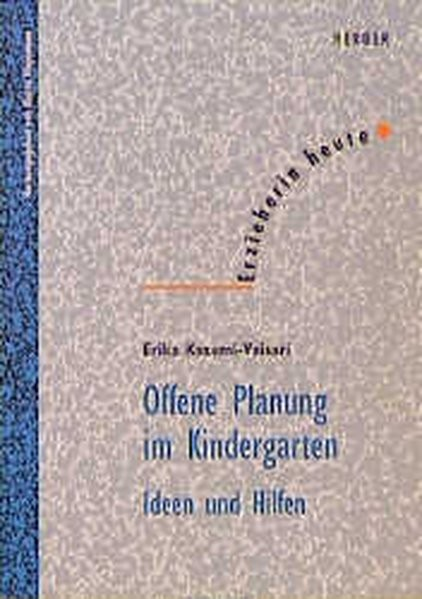 Offene Planung im Kindergarten