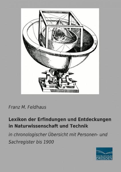 Lexikon der Erfindungen und Entdeckungen in Naturwissenschaft und Technik