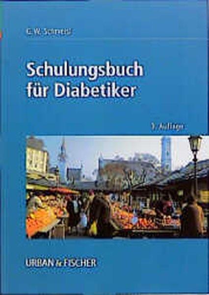 Schulungsbuch für Diabetiker