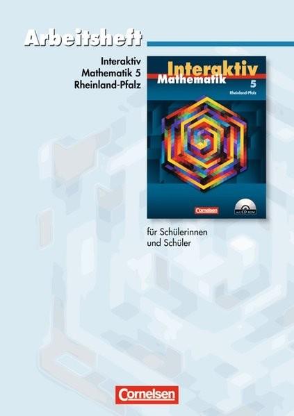 Mathematik interaktiv 5. Schuljahr. Arbeitsheft. Ausgabe Rheinland-Pfalz