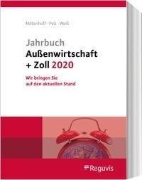Jahrbuch Außenwirtschaft + Zoll 2020