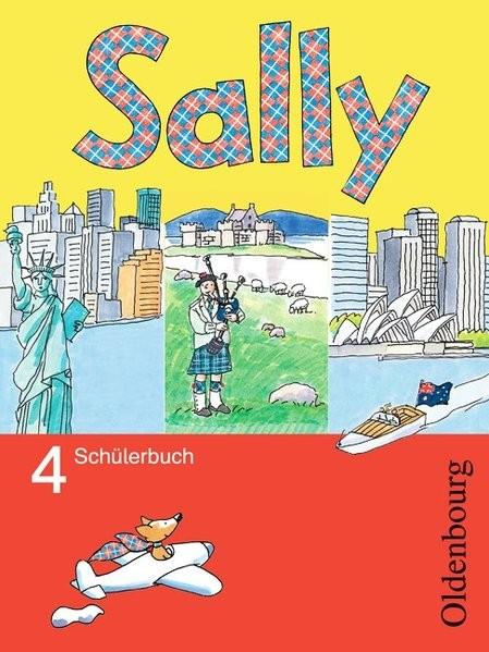 Sally 4. Schuljahr. Pupil's Book. Allgemeine Ausgabe - Englisch ab Klasse 3