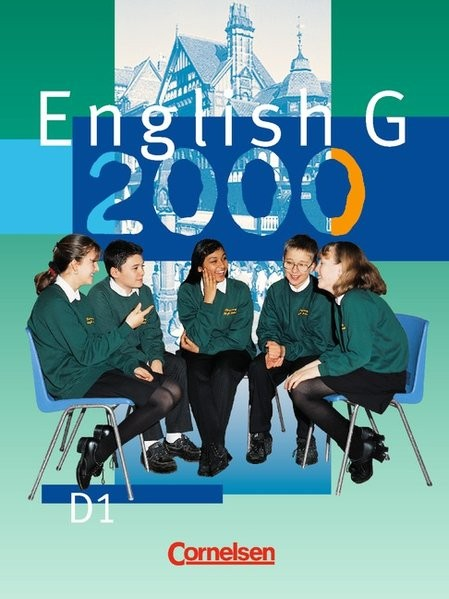English G 2000, Ausgabe D, Bd.1, Schülerbuch, 5. Schuljahr