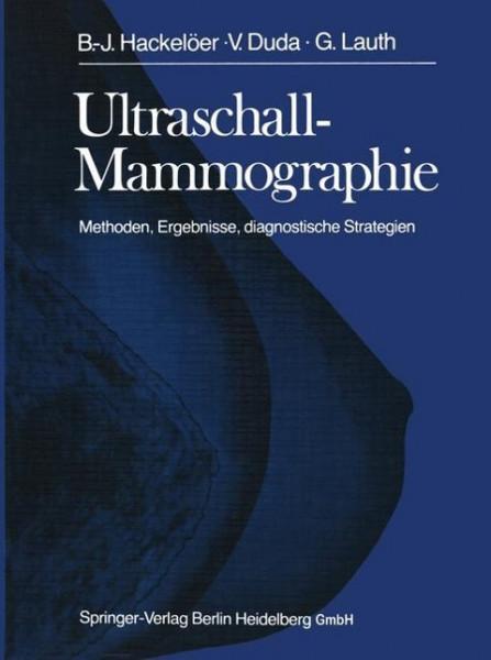 Ultraschall-Mammographie