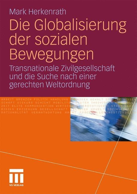 Die Globalisierung der sozialen Bewegungen Herkenrath, Mark Buch - Herkenrath, Mark