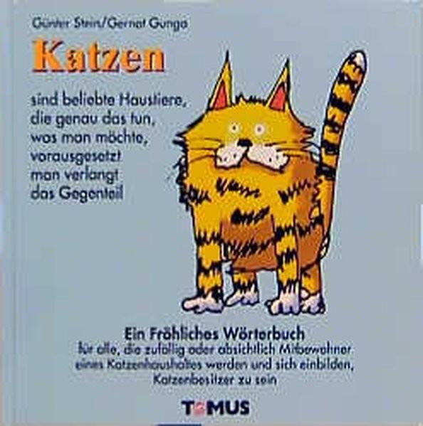 Katzen (Tomus - Die fröhlichen Wörterbücher)