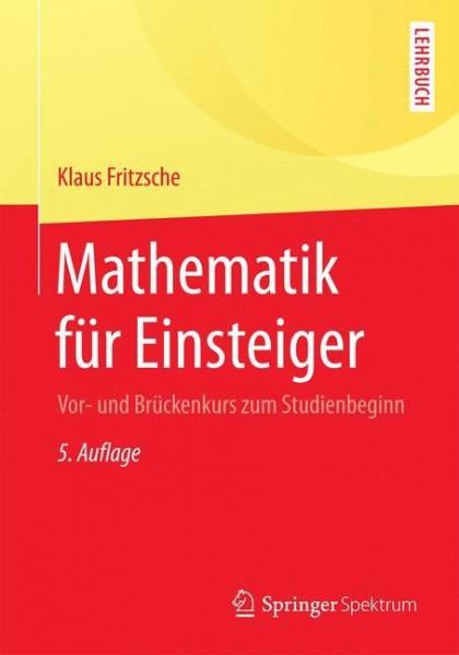 Mathematik für Einsteiger