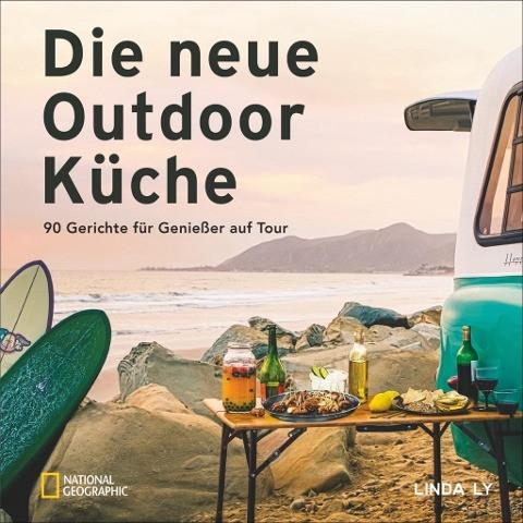 Die neue Outdoorküche